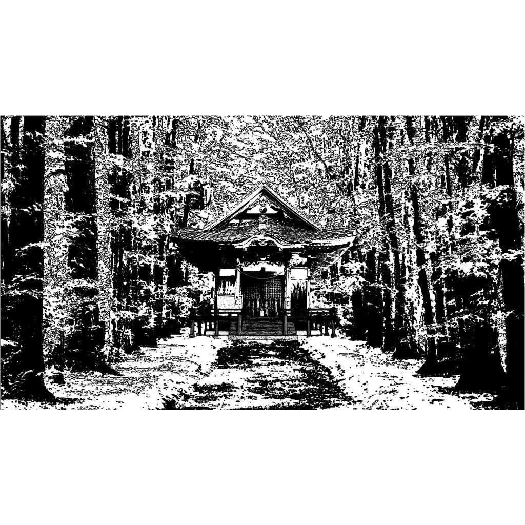 ヒノヅキの住まうは、神龍色ノ桜桃神社