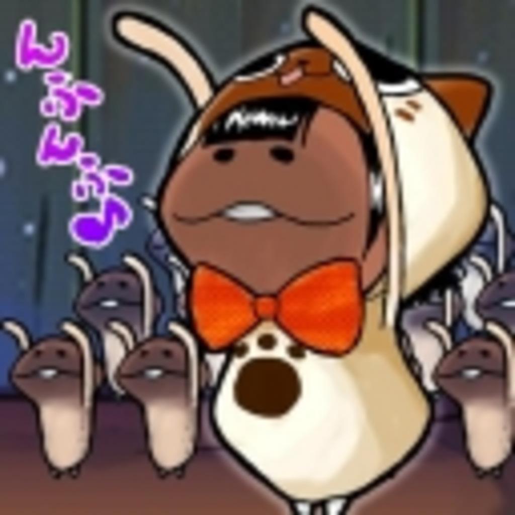 (「`・ω・)「ピンキー!が梅シート布団で寝るコミュ」(・ω・´」)