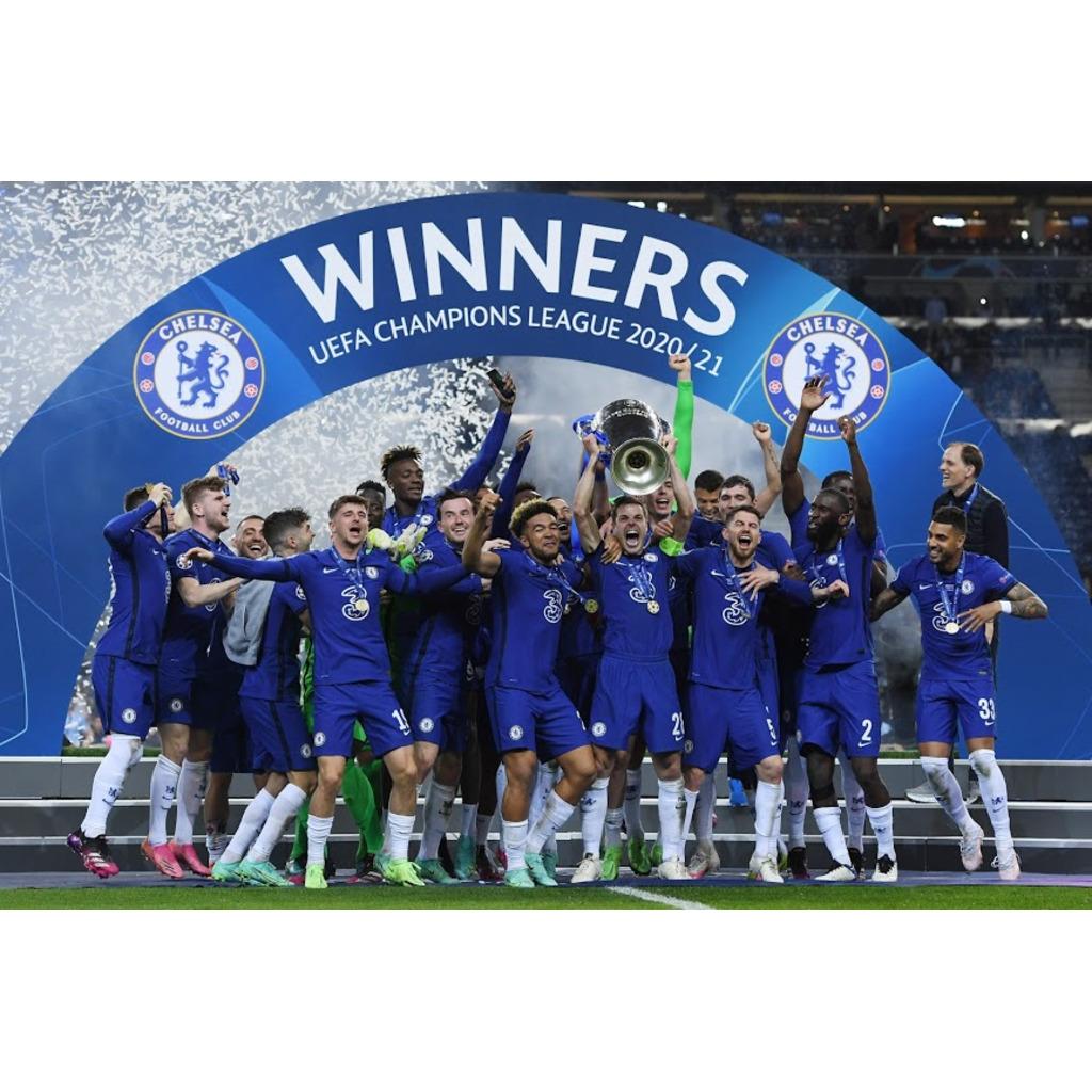 Kings of European Football