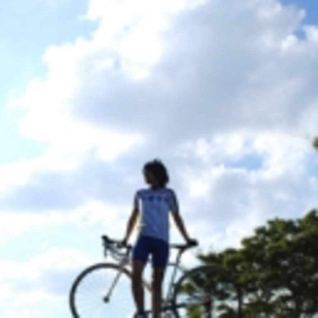 ちょっと2次元まで自転車で行ってくるわ