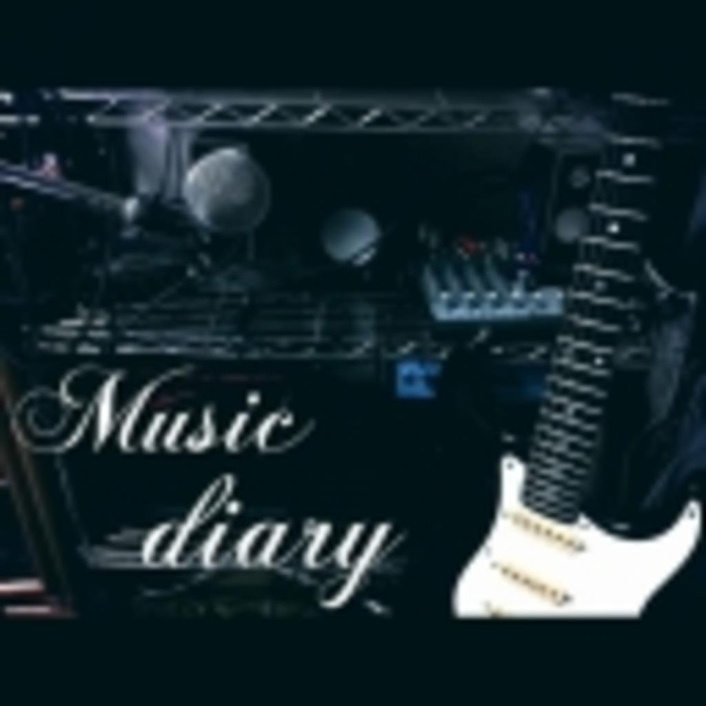 Music diary