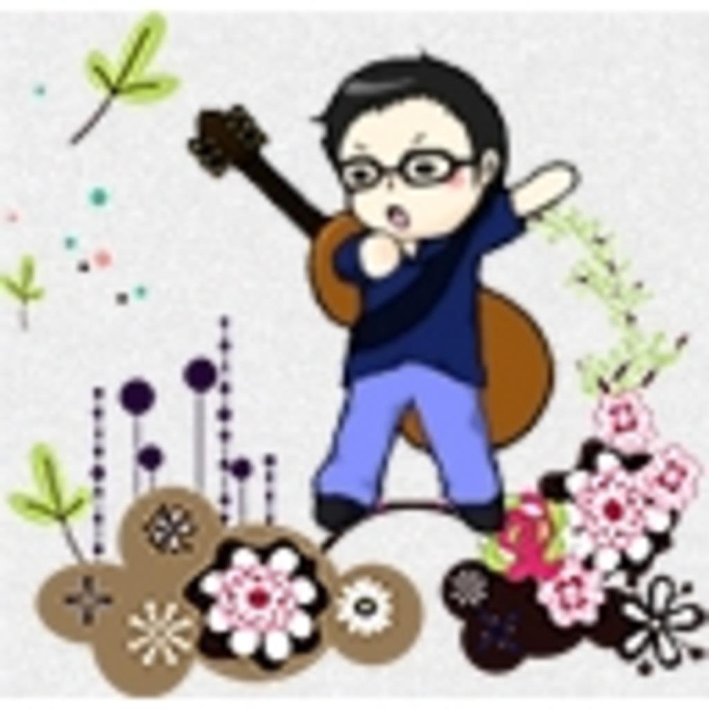 okapiのソロギター放送(猫チラあり)