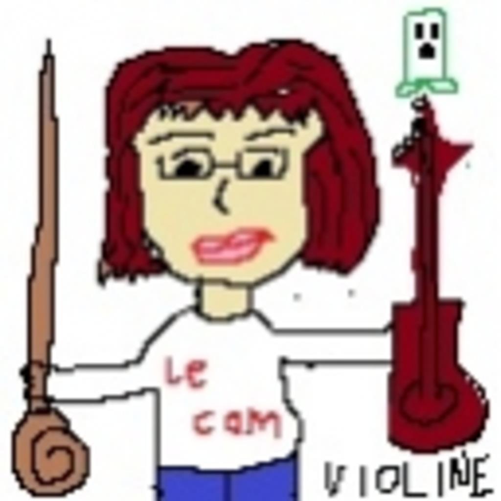 オサーンisプレイイング(Game&Violin)