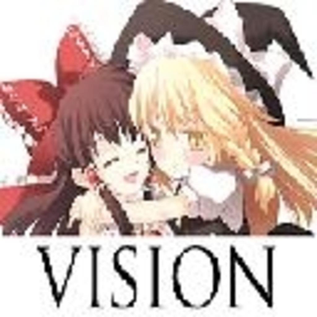 東方カードゲーム「vision」