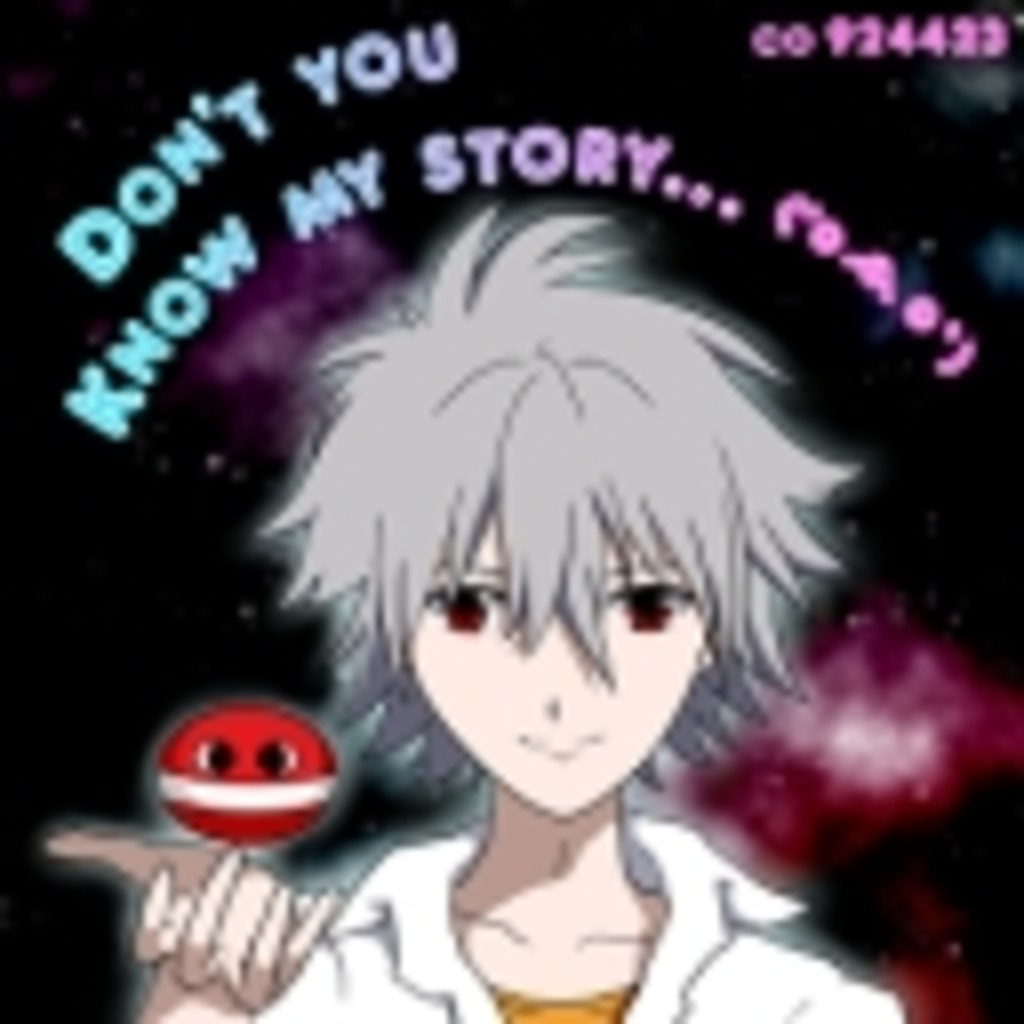 Don't you know my story...(´◉◞⊖◟◉`)