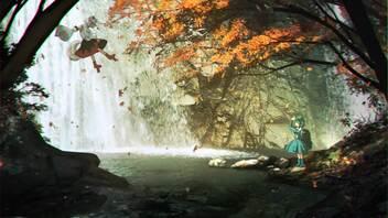 【東方アレンジ】フォールオブフォール ~秋めく滝