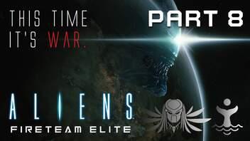 Aliens: Fireteam Elite COOP実況プレイ Part.8【不死鳥+混沌鯨企業傭兵部隊】