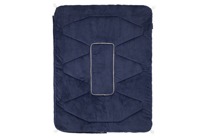 同じ寝袋同士は連結可能で、お子様との添い寝にも最適です。