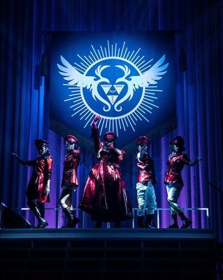 『東京ゲゲゲイ歌劇団 vol.IV 《キテレツメンタルワールド》』東京公演 撮影:ARISAK