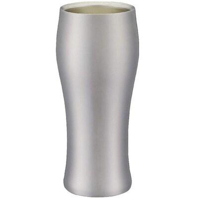 ドウシシャ/飲みごろビールタンブラー420ml DSB-420MT