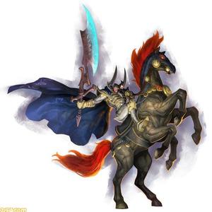 馬と騎士の召喚獣