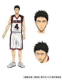 黒子のバスケ キャラクター紹介第2弾は 日向順平と相田リコ ニコニコニュース
