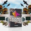 """【無料効果音リリース第六弾!】誰もが親しみのあるあのサウンドを再現!""""ゲーム""""の効果音シリーズをYoutubeにて公開しました!"""