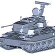 フジミ模型の新作ミリタリーキットは1/72と1/76の同時攻勢!87式自走高射機関砲も完全新金型でキット化!
