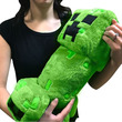 マインクラフト公式ぬいぐるみ史上最大の46cm巨大クリーパーなどが近日発売に!