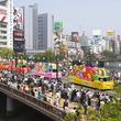 「博多どんたく港まつり」のパレードをJ:COMの地域情報アプリ「ど・ろーかる」でライブ配信