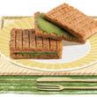 昨年も大人気の「シュガーバターの木」季節味が、さらにおいしくリニューアル!西尾抹茶の石臼挽き『抹茶ショコラ』
