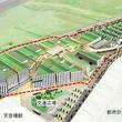 羽田空港跡地に先端産業拠点整備へ 天空橋駅直結 鹿島建設、京急、JR東など出資