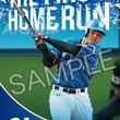 清宮幸太郎の初ホームラン記念! ファイターズが「プロ初本塁打記念証」を来場者全員に配布