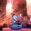 """""""世界初*!これまでの常識を覆す完全次世代パレード""""『ユニバーサル・スペクタクル・ナイトパレード~ベスト・オブ・ハリウッド~』本日初公開!"""