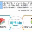 スマホ決済サービス「YOKA!Pay」のゆうちょ銀行との連携について