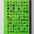 レトロで懐かしいけど いま、新しい!かわいい!ニューヨークの専門グラフィックデザイン書店『Standards Manual』が 日本発の「emoji(絵文字)」本をKickstarterにて提供開始