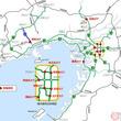 「名無しJCT」10か所に名称案 阪神高速が命名検討、意見募集