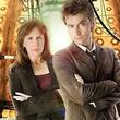 『ドクター・フー』のドクターとコンパニオンが、英国発の新作コメディで再共演!