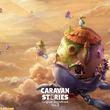 『キャラバンストーリーズ』サントラ第2弾の詳細が公開、第1弾封入のゲーム内アイテム情報も