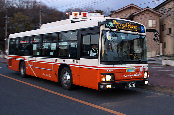 東武バス、IC定期券導入_鉄道とバスの定期券を1枚で | ニコニコニュース