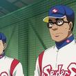 アニメ「グラゼニ」第9話に元プロ野球選手の仁志敏久がゲスト出演
