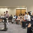 高校生が「先生」になって、「生徒」役の国会議員に「教育」に関する授業を実施。「国会議員のための世界一大きな授業」開催(6月6日)