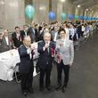 外環道・三郷南IC―高谷JCT開通を祝う 600人がトンネルで乾杯