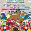 「Japan Park Singapore 2018」プレスカンファレンスに西本りみが参加しました!