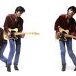 尾崎豊がラストツアーで使用したギター、「FENDER」展示イベントに登場