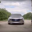 メルセデスベンツ、電気自動車「EQA」プロトタイプのビデオを公開
