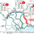 首都高の堀切~小菅は9%減、並行する県道も交通量減少 外環道千葉区間開通で変化