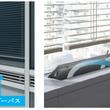 雨天・強風時でも換気できるカーテンウォール用横型自然換気装置「EXIMA91c(エクシマキュウイチシー) アンダーパス」発売