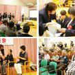 平成30年6月19日、社会医療法人清風会の介護老人保健施設「おとなの学校 岡山校」独特の取り組み「成果発表会」を開催!99歳の利用者様による太鼓の演奏など、様々な発表が行われました!