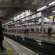 変貌前夜、東横線渋谷駅地上ホーム【写真】