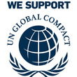 国連グローバル・コンパクト(UNGC)へ署名
