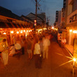絵師・金蔵の芝居絵屏風が立ち並ぶ!高知県香南市「第42回土佐赤岡絵金祭り」