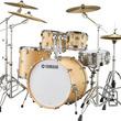 シェル材にメイプルを採用し明るく華やかな広がりのある音質と表現力豊かなサウンドを実現 ヤマハ ドラムス 『ツアーカスタム』