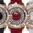 ガルティスコピオ新作時計はスワロフスキーがゴージャスな女子力アップアイテム!