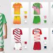 夏休みは学生、社会人もおそろいのユニフォームでチーム団結!スポーツオーソリティ限定ブランド「LOTTO」7月上旬より全国の店舗にてオリジナルサッカーユニフォームの受注を順次開始