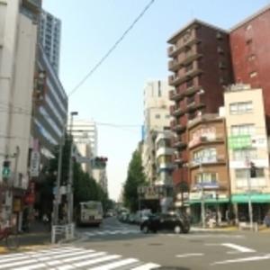 交差点に11本の道路!? 東京23区...
