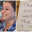 いつも笑顔のウェートレス 3000ドルのチップに感激