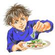 「アオアシ」小林有吾が描く、数学×料理の新連載「フェルマーの料理」月マガで