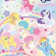 大人気キャラクター「LittleTwinStars(リトルツインスターズ)」と「MY LITTLE PONY(マイリトルポニー)」が初めてのコラボ!