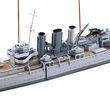 ビスマルクに止めを刺した英海軍の重巡洋艦ドーセットシャーがアオシマより出陣!